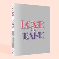 11th Mini Album: LOVE or TAKE (Sporty Ver.)