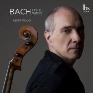 無伴奏チェロ組曲 全曲 アシエル・ポロ(2CD)