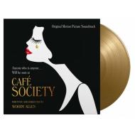 カフェ ソサエティ Cafe Society オリジナルサウンドトラック (ゴールド・ヴァイナル仕様/180グラム重量盤レコード/Music On Vinyl)