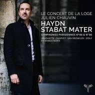 交響曲第84番、第86番、スターバト・マーテル ジュリアン・ショヴァン&コンセール・ド・ラ・ローグ、アンサンブル・エデス、他(2CD)