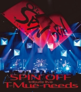 tribute LIVE SPIN OFF T-Mue-needs 宇都宮隆 / 木根尚登