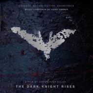ダークナイト・ラインジング Dark Knight Rises オリジナルサウンドトラック (フレイミング・ヴァイナル仕様/180グラム重量盤レコード/Music On Vinyl)