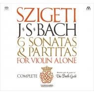 無伴奏ヴァイオリンのためのソナタとパルティータ 全曲 ヨゼフ・シゲティ(シングルレイヤー)