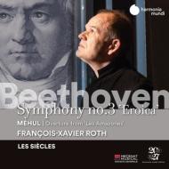 ベートーヴェン:交響曲第3番『英雄』、メユール:『アマゾネス』序曲 フランソワ=グザヴィエ・ロト&レ・シエクル(日本語解説付)
