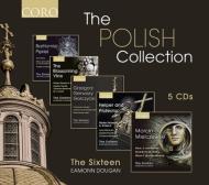 『ポーリッシュ・コレクション』 イーモン・ドゥーガン&ザ・シックスティーン(5CD)