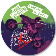 Anarchy In Paris (ピクチャーディスク仕様/アナログレコード)