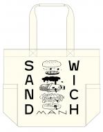 厚手キャンバストート(サンドウィッチ) / サンドウィッチマン 2020〜21 ライブグッズ