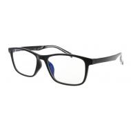 キングダム ブルーライトカットメガネ「王騎」モデル(ブラック)