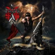 Immortal (Gold / Black Splatter Vinyl)