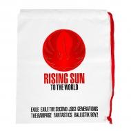RISING SUN TO THE WORLD ビニールバッグ