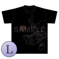 Tシャツ【L】/ Disney 声の王子様 Voice Stars Dream Live 2021