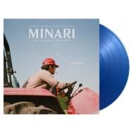 ミナリ Minari オリジナルサウンドトラック (半透明ブルー・ヴァイナル仕様/アナログレコード/Music On Vinyl)