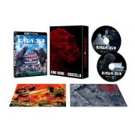 キングコング対ゴジラ 4Kリマスター 4K Ultra HD Blu-ray + 4Kリマスター Blu-ray 2枚組【初回限定生産】