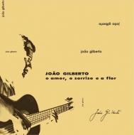 O Amor, O Sorriso E A Flor (クリア・ヴァイナル仕様/アナログレコード)
