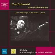 ベートーヴェン:交響曲第5番『運命』、シューベルト:交響曲第5番、アイネム:交響的情景 カール・シューリヒト&ウィーン・フィル(1958年パリ・ライヴ)、他(2CD)