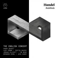 歌劇『ロデリンダ』全曲 ハリー・ビケット&イングリッシュ・コンサート、ルーシー・クロウ、イェスティン・デイヴィス、他(2020 ステレオ)(3CD)