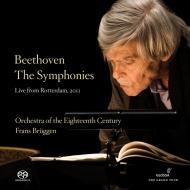 交響曲全集 フランス・ブリュッヘン&18世紀オーケストラ(2011)(5SACD)