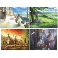 【全巻まとめ買いセット】ヴァイオレット・エヴァーガーデン Blu-ray 1〜4
