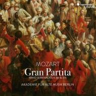 セレナード第10番『グラン・パルティータ』、第11番 ベルリン古楽アカデミー