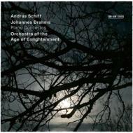 ピアノ協奏曲第1番、第2番 アンドラーシュ・シフ、エイジ・オブ・インライトゥメント管弦楽団(2CD)