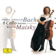 無伴奏チェロ組曲 全曲 ミッシャ・マイスキー(1999)(2CD)