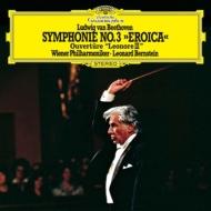 交響曲第3番『英雄』、『レオノーレ』序曲第3番 レナード・バーンスタイン&ウィーン・フィル