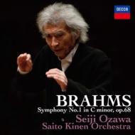 交響曲第1番 小澤征爾&サイトウ・キネン・オーケストラ(2010年、カーネギー・ホール・ライヴ)