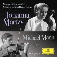 ヨハンナ・マルツィ/ドイツ・グラモフォン録音全集+ミヒャエル・マン/近代ヴィオラ・ソナタ集(2CD)