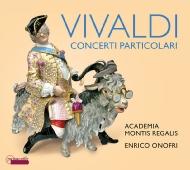 特別なコンチェルト〜弦楽のための協奏曲集 エンリコ・オノフリ&アカデミア・モンティス・レガリス