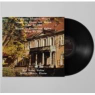 ヴァイオリン・ソナタ 第2集 カール・ズスケ、ヴァルター・オルベルツ (アナログレコード)