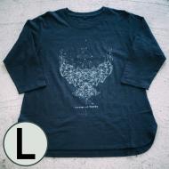 Revenge of TSURU T-shirts[七分袖 / L]