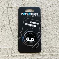 TKPG POPSOCKETS[Black]