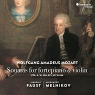 ヴァイオリン・ソナタ集 第3集 イザベル・ファウスト、アレクサンドル・メルニコフ