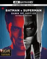 バットマン vs スーパーマン ジャスティスの誕生 アルティメット・エディション アップグレード版 <4K ULTRA HD&ブルーレイセット>(2枚組)