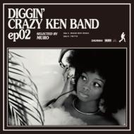 DIGGIN'CRAZY KEN BAND ep02 selected by MURO (7インチシングルレコード)
