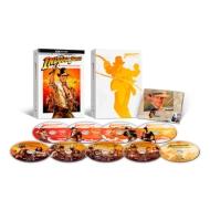 インディ・ジョーンズ 4ムービーコレクション 40th アニバーサリー・エディション 4K Ultra HD +ブルーレイ