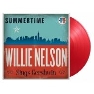 Summertime: Willie Nelson Sings Gershwin (カラーヴァイナル仕様/180グラム重量盤レコード/Music On Vinyl)