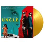 コードネーム U.N.C.L.E.Man FromU.N.C.L.E.オリジナルサウンドトラック (イエロー・ヴァイナル仕様/2枚組/180グラム重量盤レコード/Music On Vinyl)