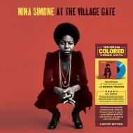 At Village Gate (+2 Bonus Tracks)(ブルー・ヴァイナル仕様/アナログレコード)