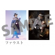 ブロマイド 7,ファウスト(矢田悠祐) / 舞台『魔法使いの約束』第1章