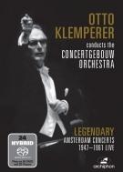 オットー・クレンペラー&コンセルトヘボウ管弦楽団、アムステルダム・コンサート 1947〜1961(24SACD)