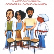 Quarteto Em Cy Interpreta: Gonzaguinha, Caetano, Ivan, Milton