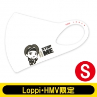 MIC Drop badge fashion mask Sサイズ(V)【Loppi・HMV限定】