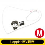 MIC Drop badge fashion mask Mサイズ(V)【Loppi・HMV限定】