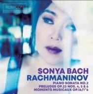 ピアノ・ソナタ第2番、楽興の時、前奏曲集 ソニア・バッハ (2枚組180グラム重量盤レコード)