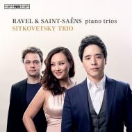 Piano Trio: Sitkovetsky Trio +saint-saens: Piano Trio, 2,