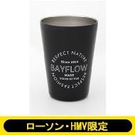 BAYFLOW CUP COFFEE TUMBLER BOOK MATTE BLACK 【ローソン・HMV限定】
