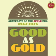 Good As Gold: Artefacts Of The Apple Era 1967-1975 (5CD Clamshell Boxset)【帯・解説付き国内仕様】