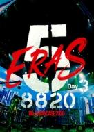 B'z SHOWCASE 2020 -5 ERAS 8820-Day3 (DVD)