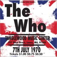 Tanglewood Music Center 1970 (2CD)
